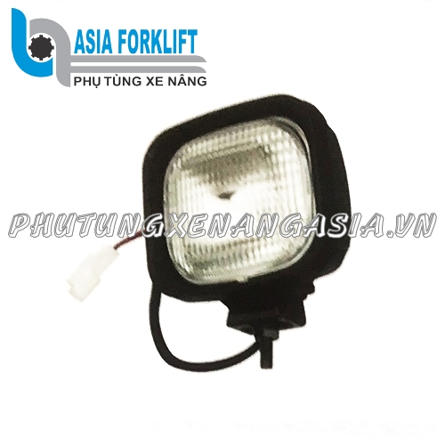 Đèn pha xe nâng Toyota, 56510-23600-71, 12V, 6-7FD/FG10~45